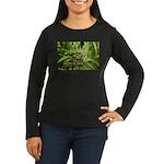 Critical Jack (wi Women's Long Sleeve Dark T-Shirt