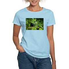 Grapefruit Kush (with name) Women's Light T-Shirt