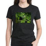 Grapefruit Kush (with name) Women's Dark T-Shirt