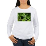 Grapefruit Kush (with Women's Long Sleeve T-Shirt