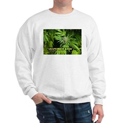 Grapefruit Kush (with name) Sweatshirt
