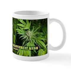 Grapefruit Kush (with name) Mug