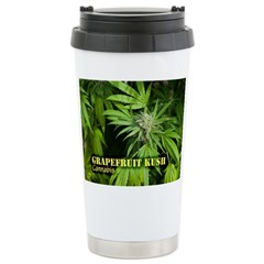 Grapefruit Kush (with n Stainless Steel Travel Mug