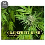 Grapefruit Kush (with name) Puzzle