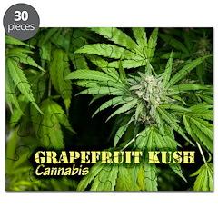 Grapefruit Kush (with name) Puzzle