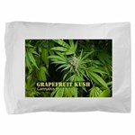 Grapefruit Kush (with name) Pillow Sham