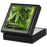 Grkle (with name) Keepsake Box