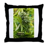 Grkle (with name) Throw Pillow