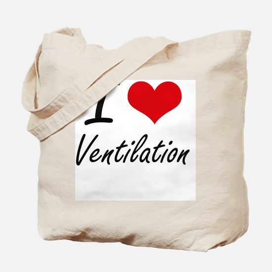 I love Ventilation Tote Bag