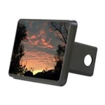 Apricot Sunrise Seaside Rectangular Hitch Cover
