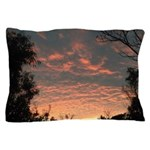 Apricot Sunrise Seaside Pillow Case