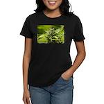 Harlequin (with name) Women's Dark T-Shirt