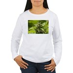 Harlequin (with name) Women's Long Sleeve T-Shirt
