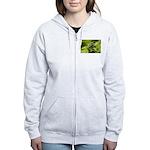 Harlequin (with name) Women's Zip Hoodie