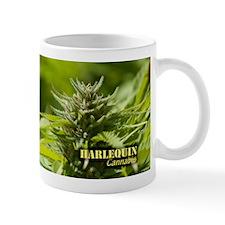 Harlequin (with name) Mug