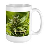 Harlequin (with name) Large Mug