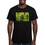 Joseph OG (with name) Men's Fitted T-Shirt (dark)