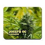 Joseph OG (with name) Mousepad