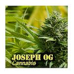 Joseph OG (with name) Tile Coaster