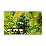 Joseph OG (with name) 35x21 Wall Decal