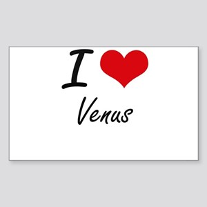 I love Venus Sticker
