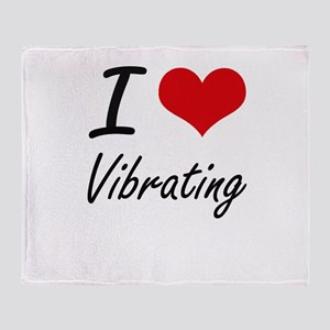 I love Vibrating Throw Blanket