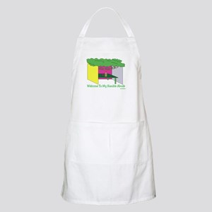 Welcome to My Humble Abode BBQ Apron