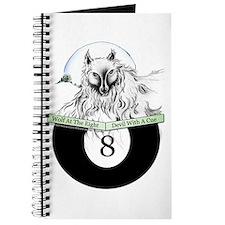 8 Ball Billiard Wolf Journal