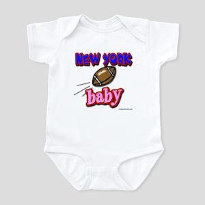NEW YORK baby (GIRL) Infant Bodysuit
