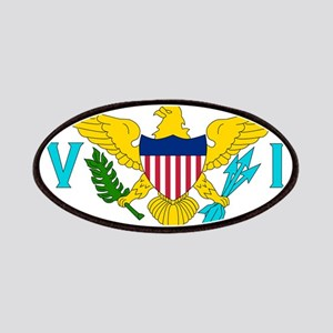 United States Virgin Islands Patch