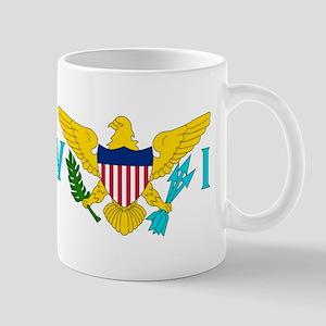 United States Virgin Islands Mugs
