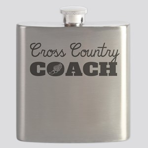 Cross Country Coach Flask