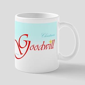 Goodwill Star Mugs