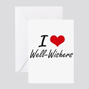 I love Well-Wishers Greeting Cards