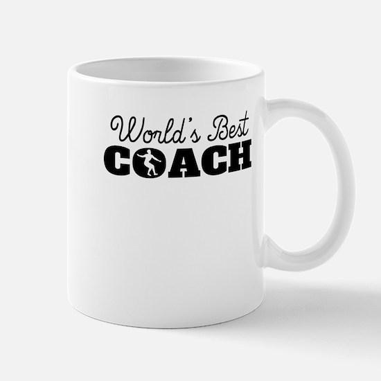 Worlds Best Figure Skating Coach Mugs