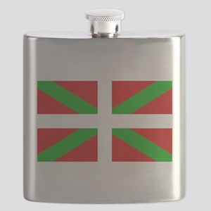 Basque Flag Flask