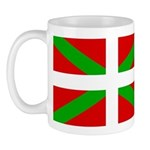 Basque Flag Mug