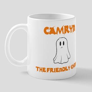 Camryn the Friendly Ghost Mug