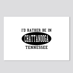 I'd Rather Be in Chattanooga, Postcards (Package o
