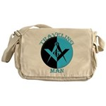 The Traveling Man Messenger Bag