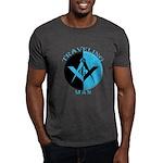 The Traveling Man Dark T-Shirt