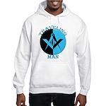 The Traveling Man Hooded Sweatshirt