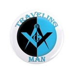 The Traveling Man Button
