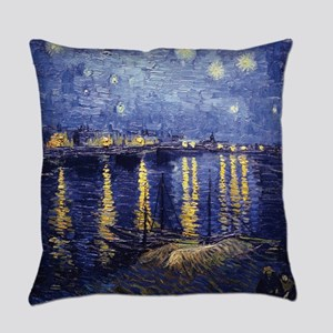 Starry Night Over the Rhone by Van Gogh Everyday P