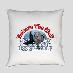 BewareTheWolf Everyday Pillow