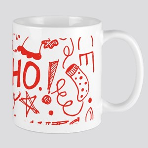 Holiday Doodles Mugs