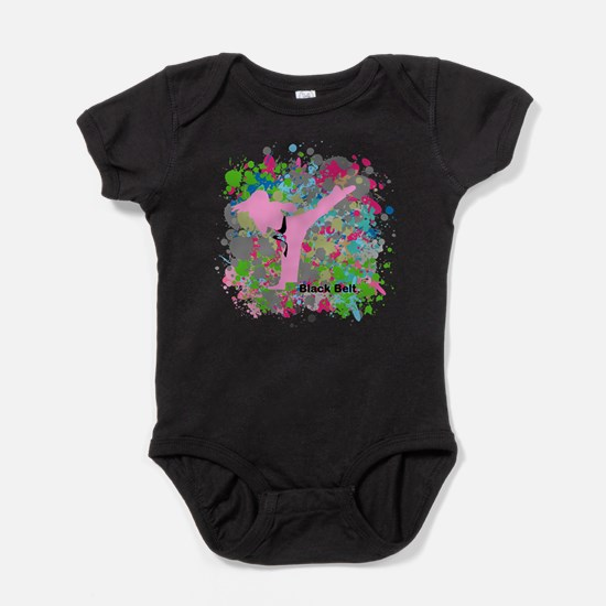 Karate Baby Bodysuit