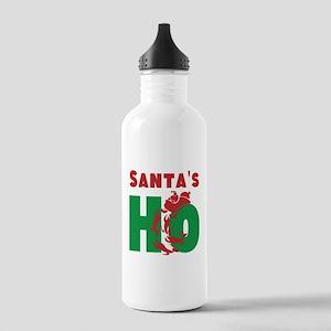 Santas Ho Water Bottle
