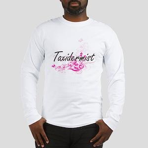 Taxidermist Artistic Job Desig Long Sleeve T-Shirt
