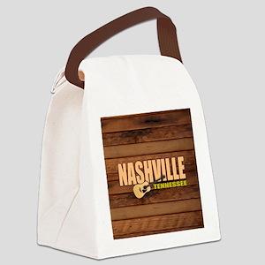 Nashville-KB-03 Canvas Lunch Bag